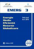 EMERG 3. Serie noua - An II/2016