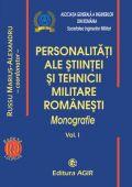 PERSONALITĂȚI ALE ȘTIINȚEI ȘI TEHNICII MILITARE ROMÂNEȘTI